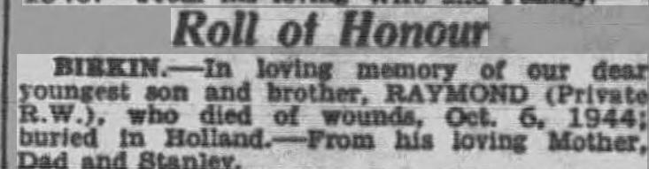 Yorkshire Evening Post 6-10-1944