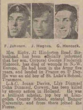 The Liverpool Echo 5-1-1945