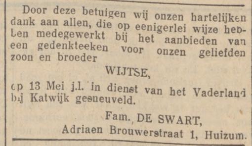 Leeuwarder Courant 16-7-1940
