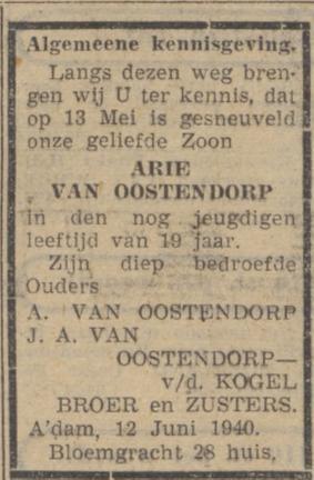 De Courant 12-6-1940