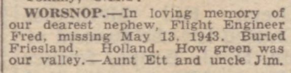 Derby Daily Telegraph 12-5-1945