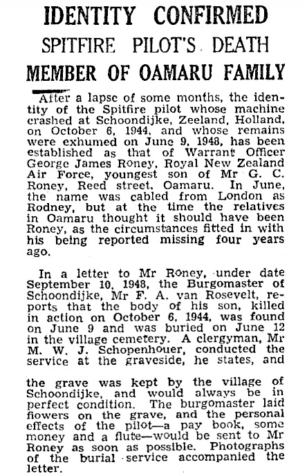 Otago Daily Times 28-9-1948