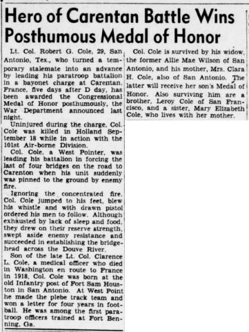 Evening Star 29-10-1944