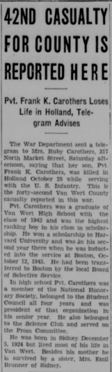 Van Wert Times Bulletin 13-11-1944