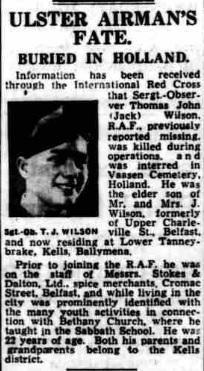 Ballymena Weekly Telegraph 31-3-1944