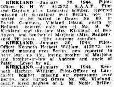 Sydney Morning Herald 22-7-1944