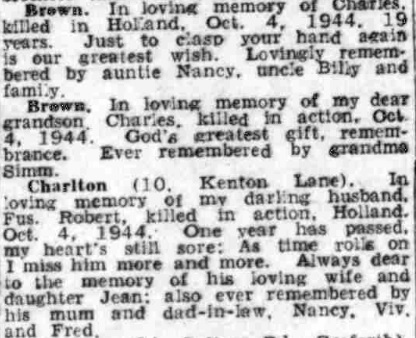 Evening Chronicle 4-11-1945