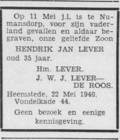 Oprechte Haarlemsche courant 23-5-1940