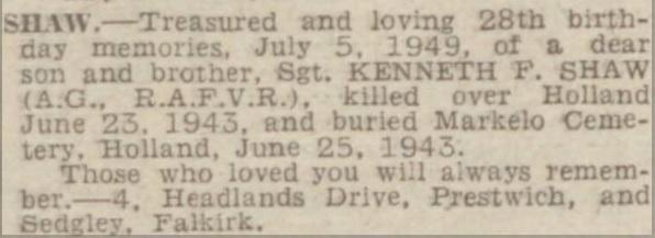 Nottingham Evening Post 2-9-1948