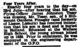 Lisburn Standard 30-6-1944