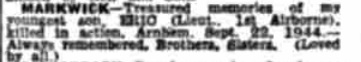 The liverpool Echo 22-9-1947