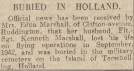 Nottingham Evening Post 20-10-1944