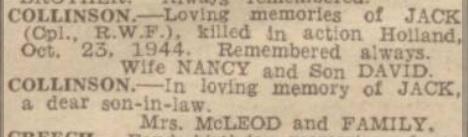 Manchester Evening News 23-10-1945