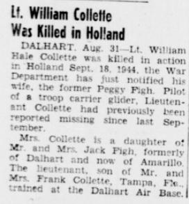 Amarillo Daily News 1-9-1945