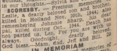 Hull Daily Mail 20-11-1945