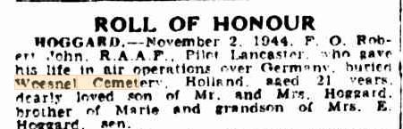 The Sydney Morning Herlad 27-11-1944
