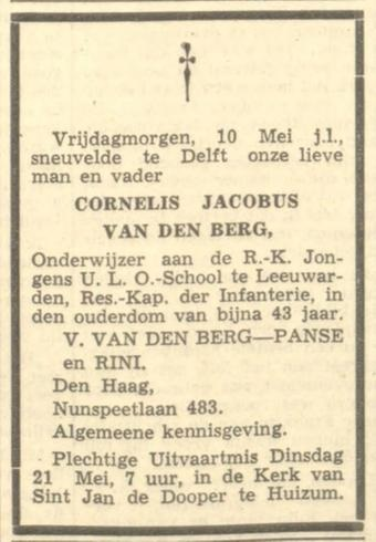 Leeuwarder Courant 21-5-1940