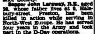 The Lancashire Daily Post 14-11-1944