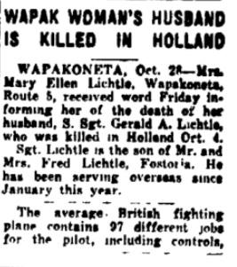 Lima News 29-10-1944