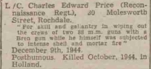 The Rochdale Observer Victory Supplement 12-5-1945