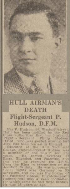 Hull Dail Mail 16-12-1941