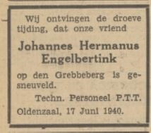 Twentsch Dagblad Tubantia 14-6-1940