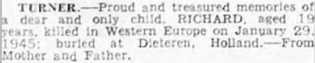 Yorkshire Post and Leeds Intelligencer 29-1-1946