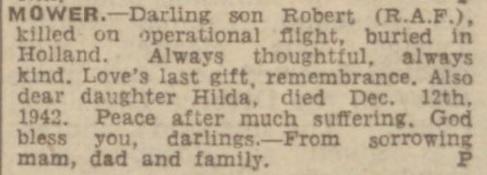 Hull Daily Mail 16-12-1948