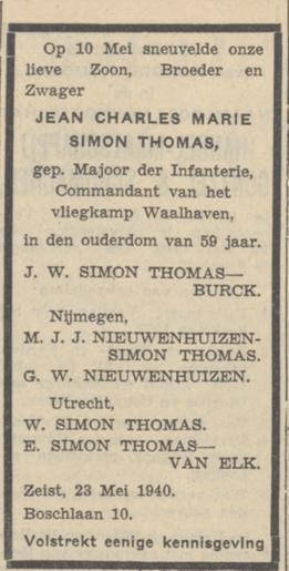 Algemeen Handelsblad 23-5-1940
