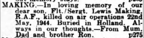 The Twekesbury Register 12-5-1945