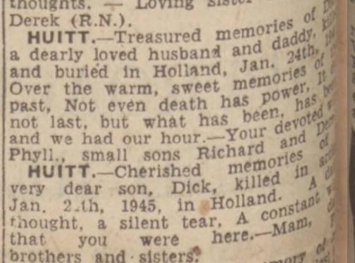 Hull Daily Mail 24-1-1946
