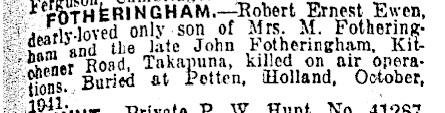 New Zealand Herald 20-12-1941