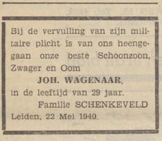 Utrechts Volksblad 24-5-1940