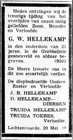 De Graafschap Bode 31-5-1940
