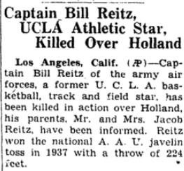 Carroll Times Herald 17-1-1945