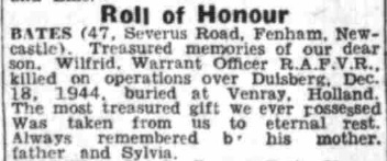 Evening Chronicle 15-12-1945