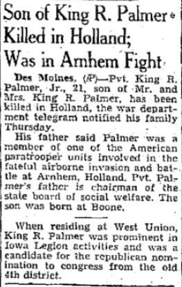 Mason City Globe Gazette 26-10-1944
