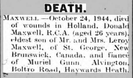 Mid Sussex Times 22-11-1944