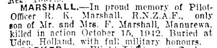 New Zealand Herald 15-10-1943