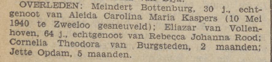 Utrechts Volksblad 8-6-1940