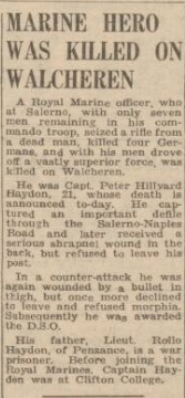 Portsmouth Evening News 24-11-1944