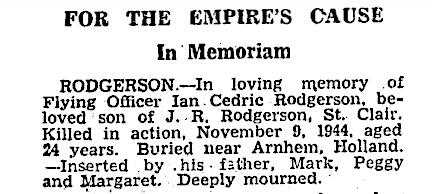 Otago Daily Times 9-11-1946