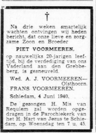 De Maasbode 4-6-1940