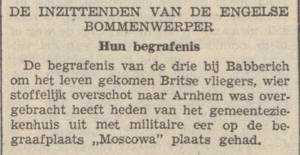 18-4-1940 Volkskrant