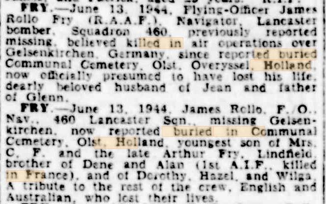 The Sydney morning Herald 14-2-1945