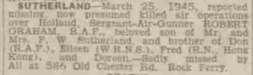 The Liverpool Echo 7-12-1945