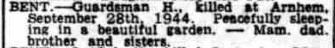 The nottingham Evening Post 28-9-1944