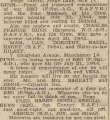 Manchester Evening 21-6-1945