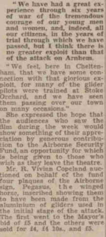 The Gloucester Evening Echo 17-9-1946