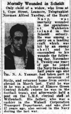 The Wallsall Observer 18-11-1944